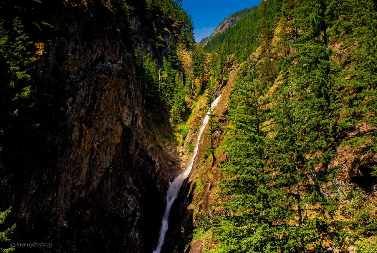 George Creek Falls