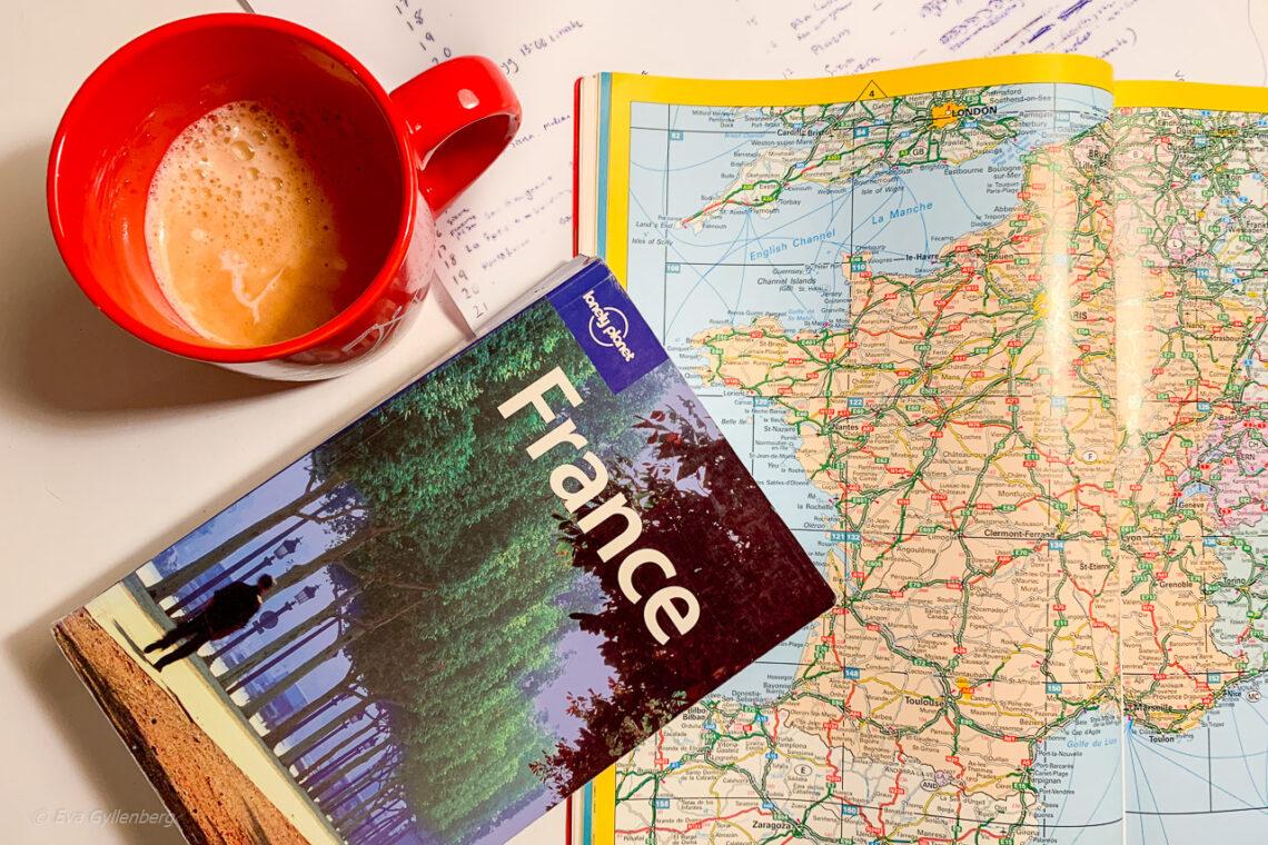 Planera en resa