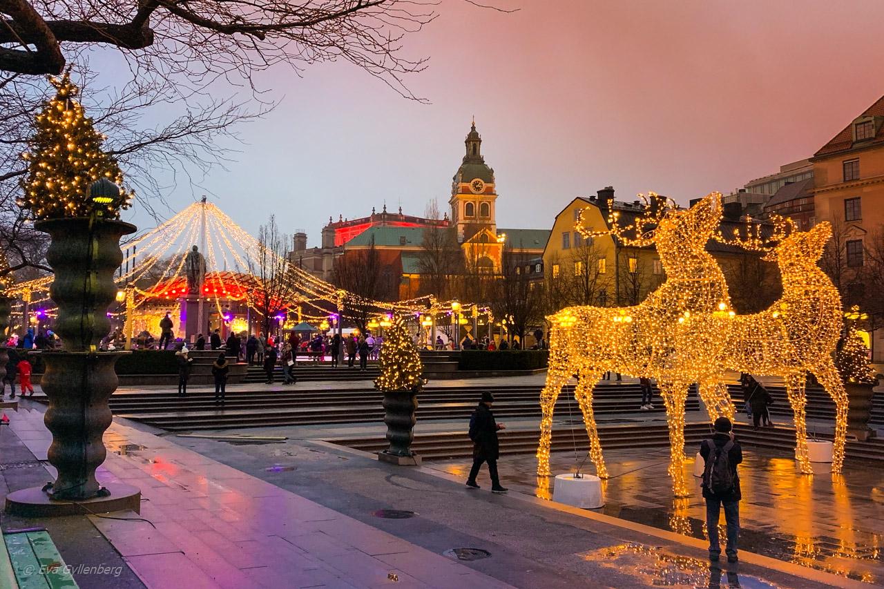 Stockholm-Firande