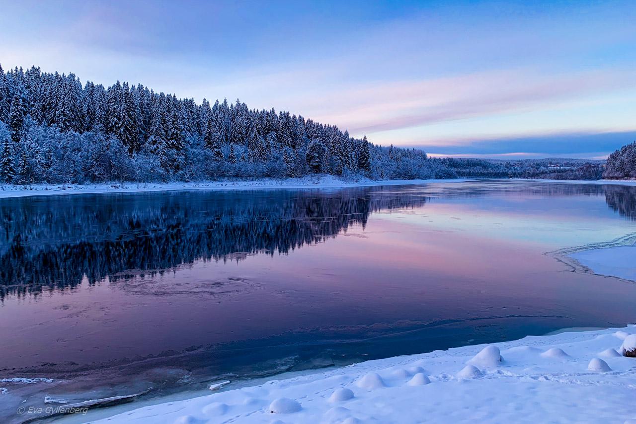 Ett vintermagiskt Umeå