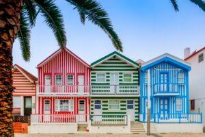 De randiga husen i Costa Nova | Portugal 28