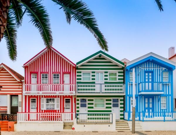 De randiga husen i Costa Nova | Portugal 3