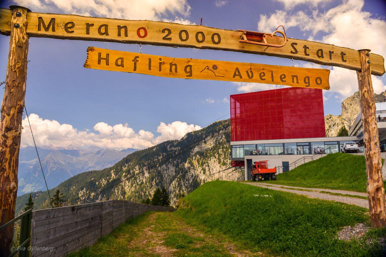 Merano 2000 - Dolomiterna - Italien