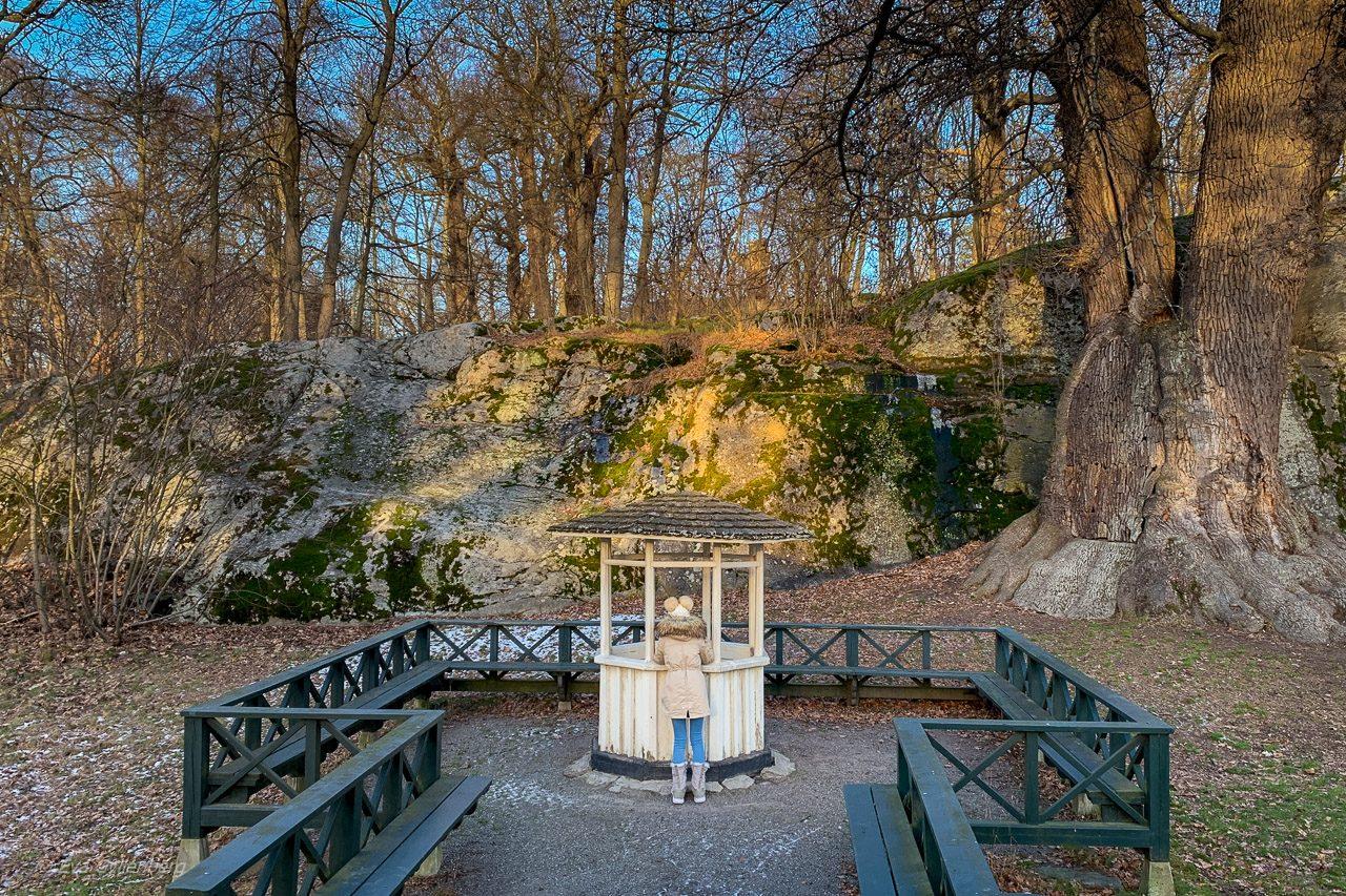 Waldemarsudde, en oväntad kram och några vilsna franska turister 26