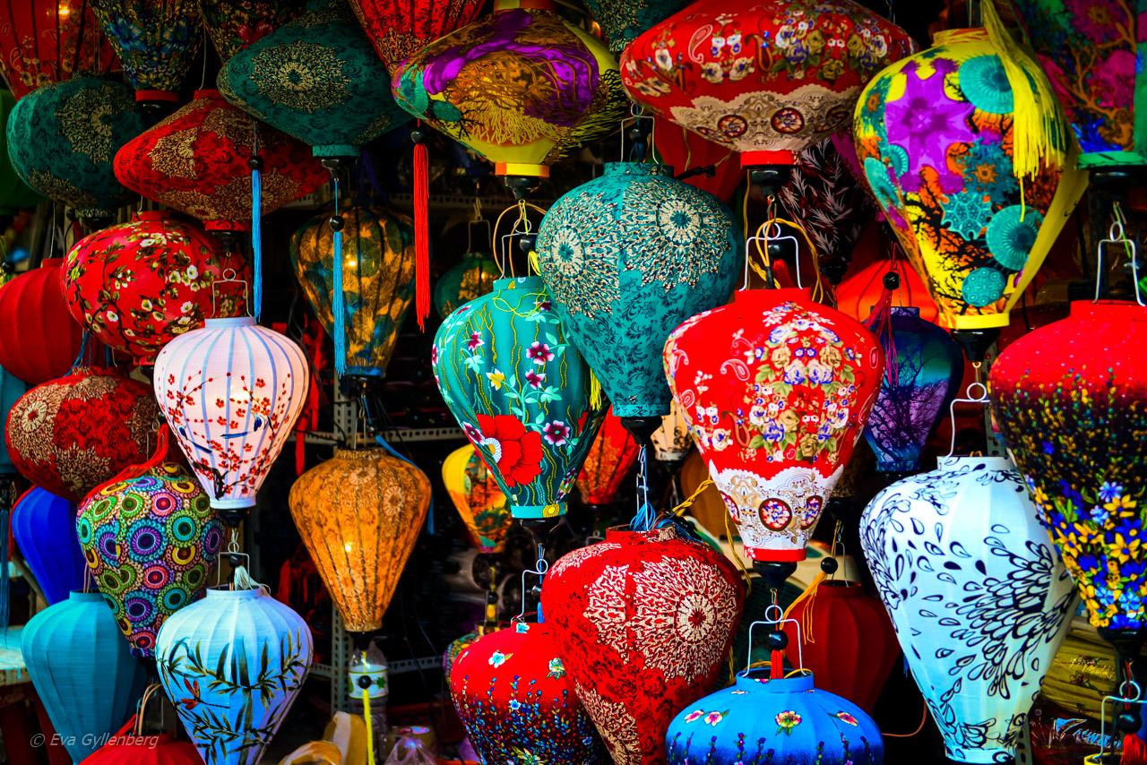 Hoi An Gamla Staden Vietnam 25