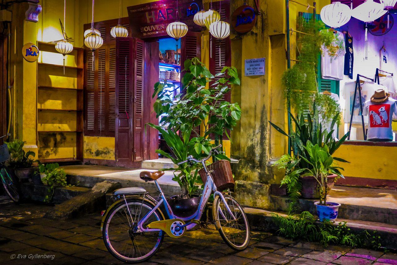 Hoi An - Gamla Staden - Vietnam