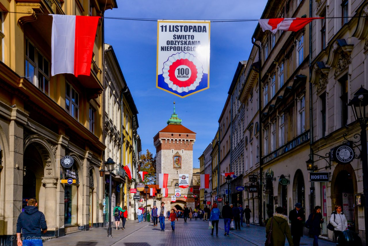 Krakow - Florian street
