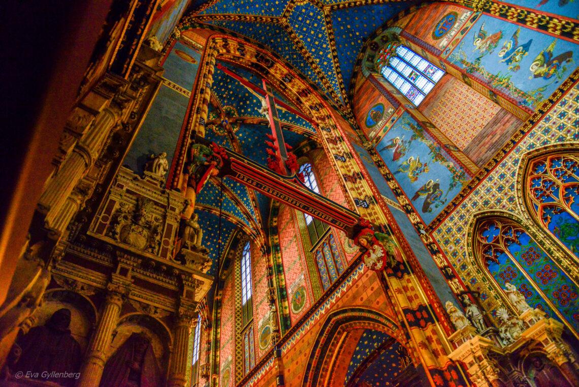 Krakow - Mariakyrkan