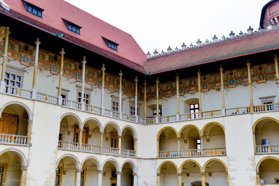 Krakow  - Wawel slott