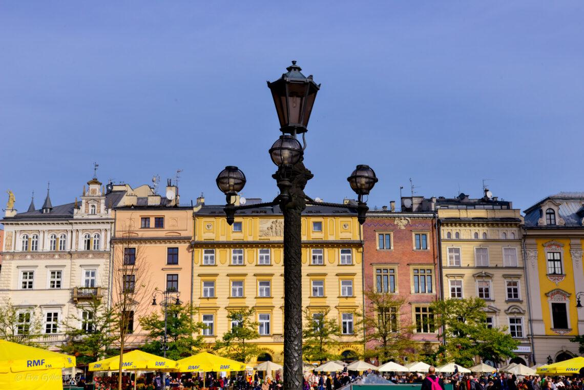 Krakow - marknadstorget