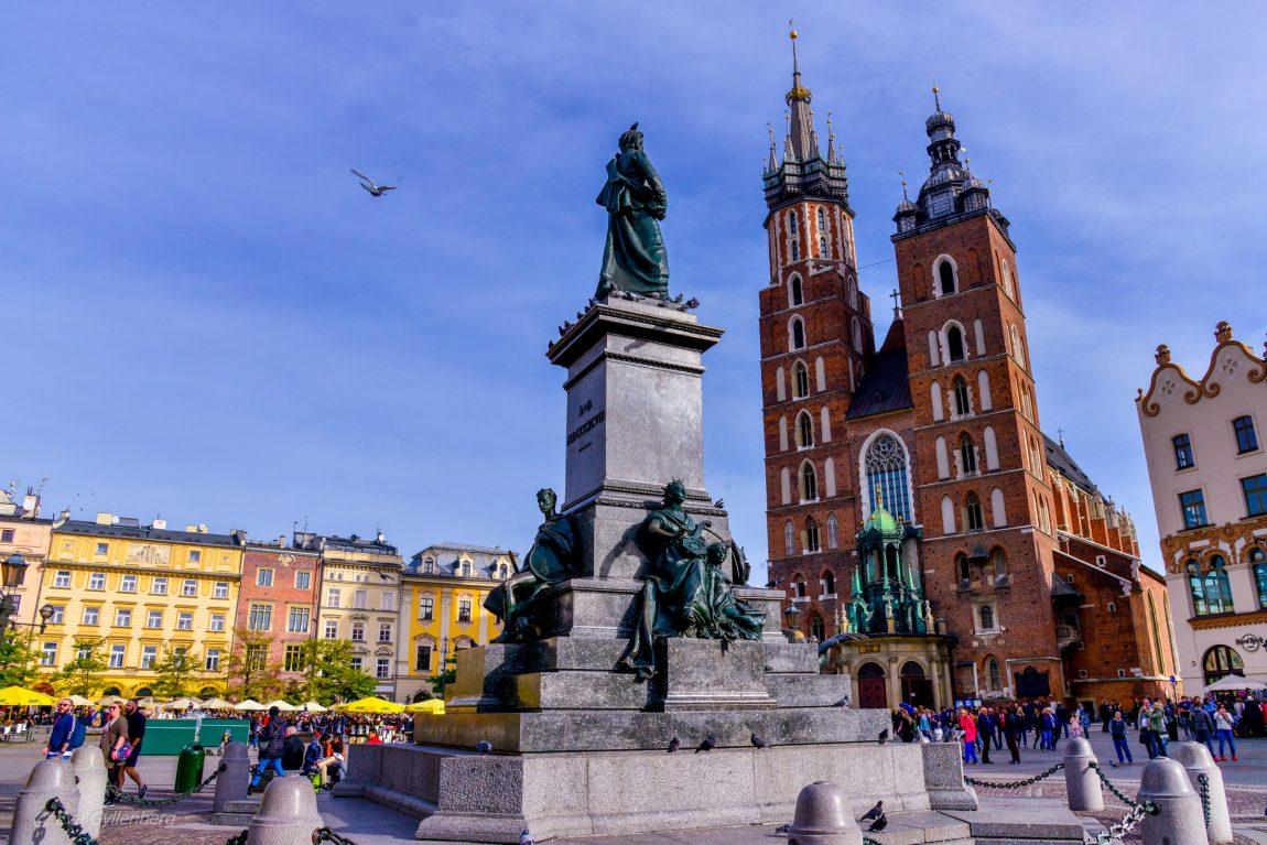 Krakow - Mariakatedralen