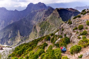 Vandring till Pico Ruivo - Madeiras högsta topp 13