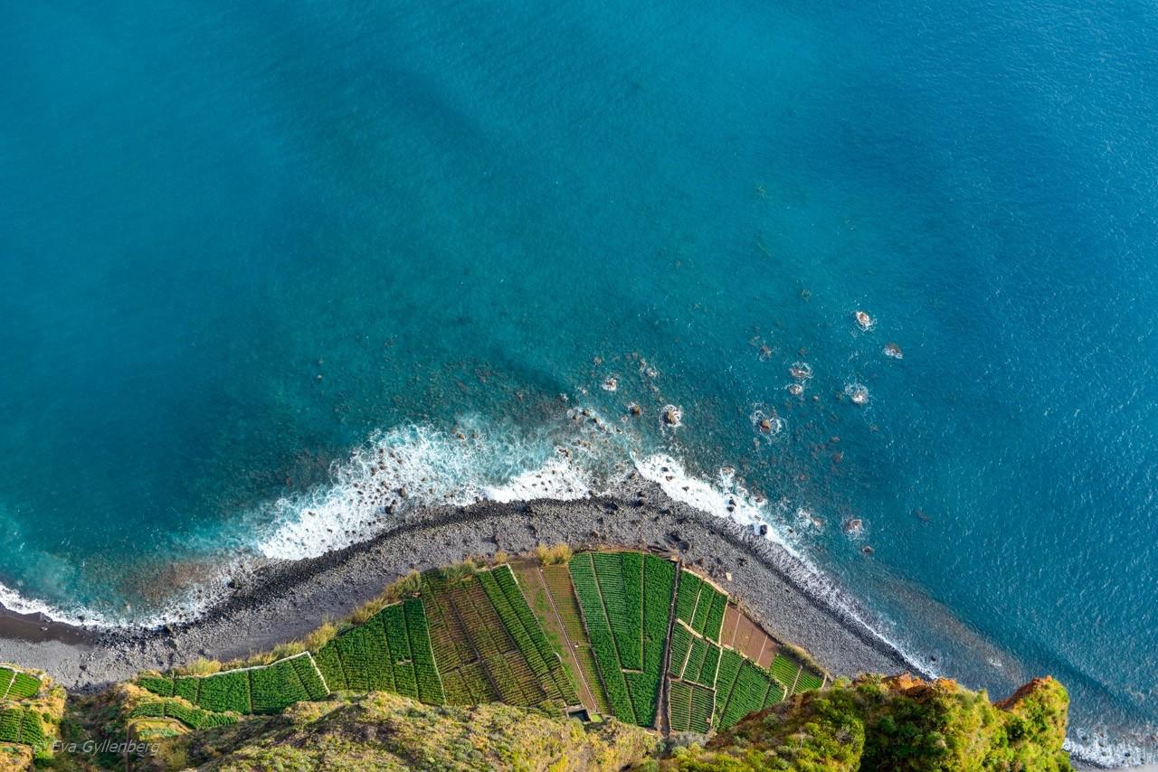 Cabo Girao utsikt