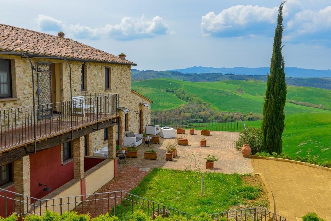 Il Palagetto i Toscana