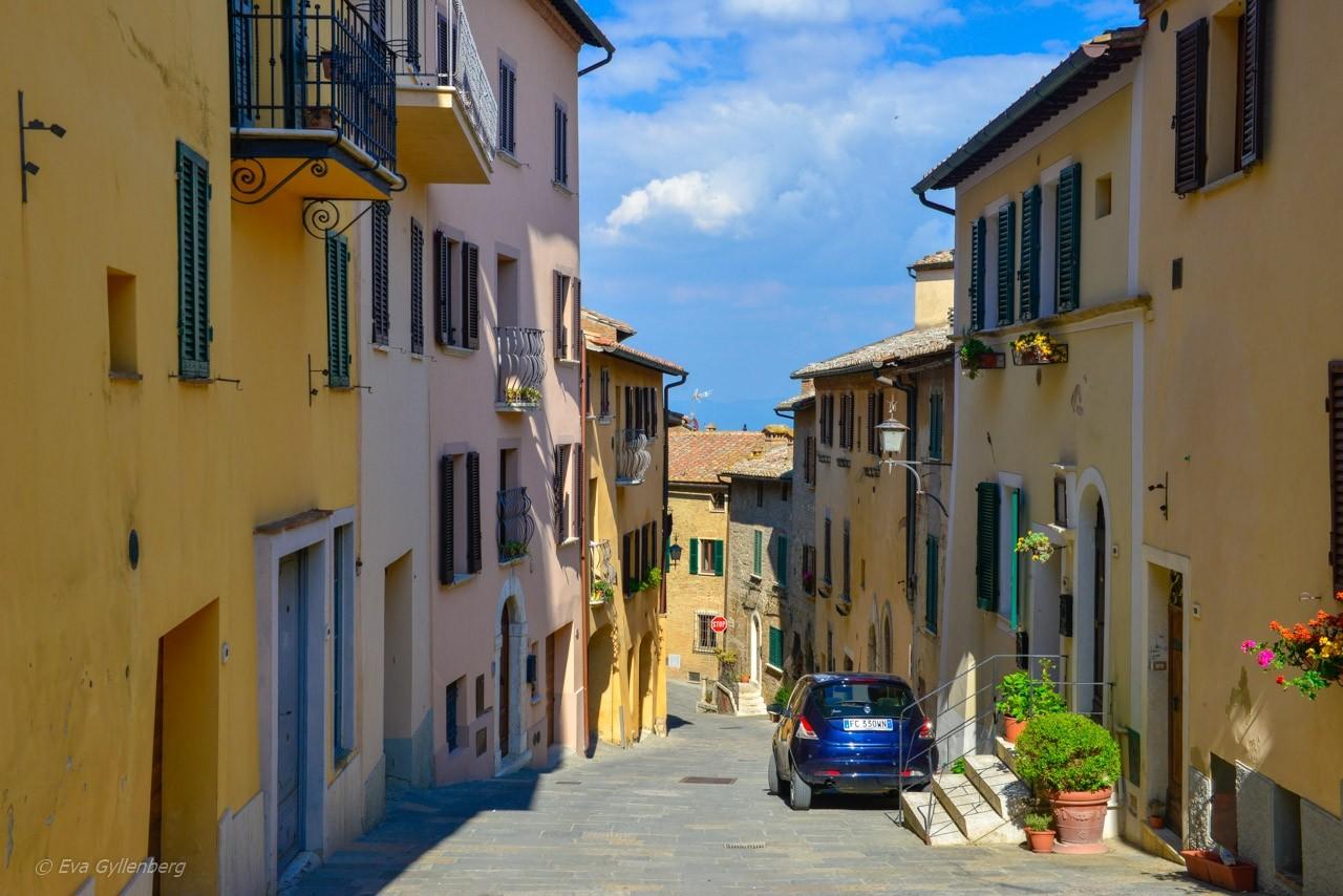 Gata i Montepulciano, Toscana