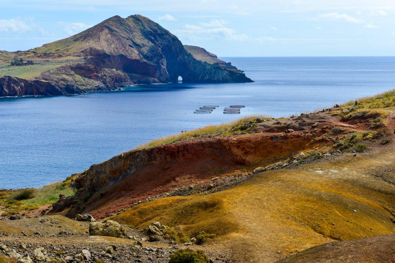 Ponta de Sao Lourenco - Madeira