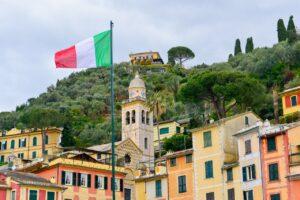 Portofino-Italien