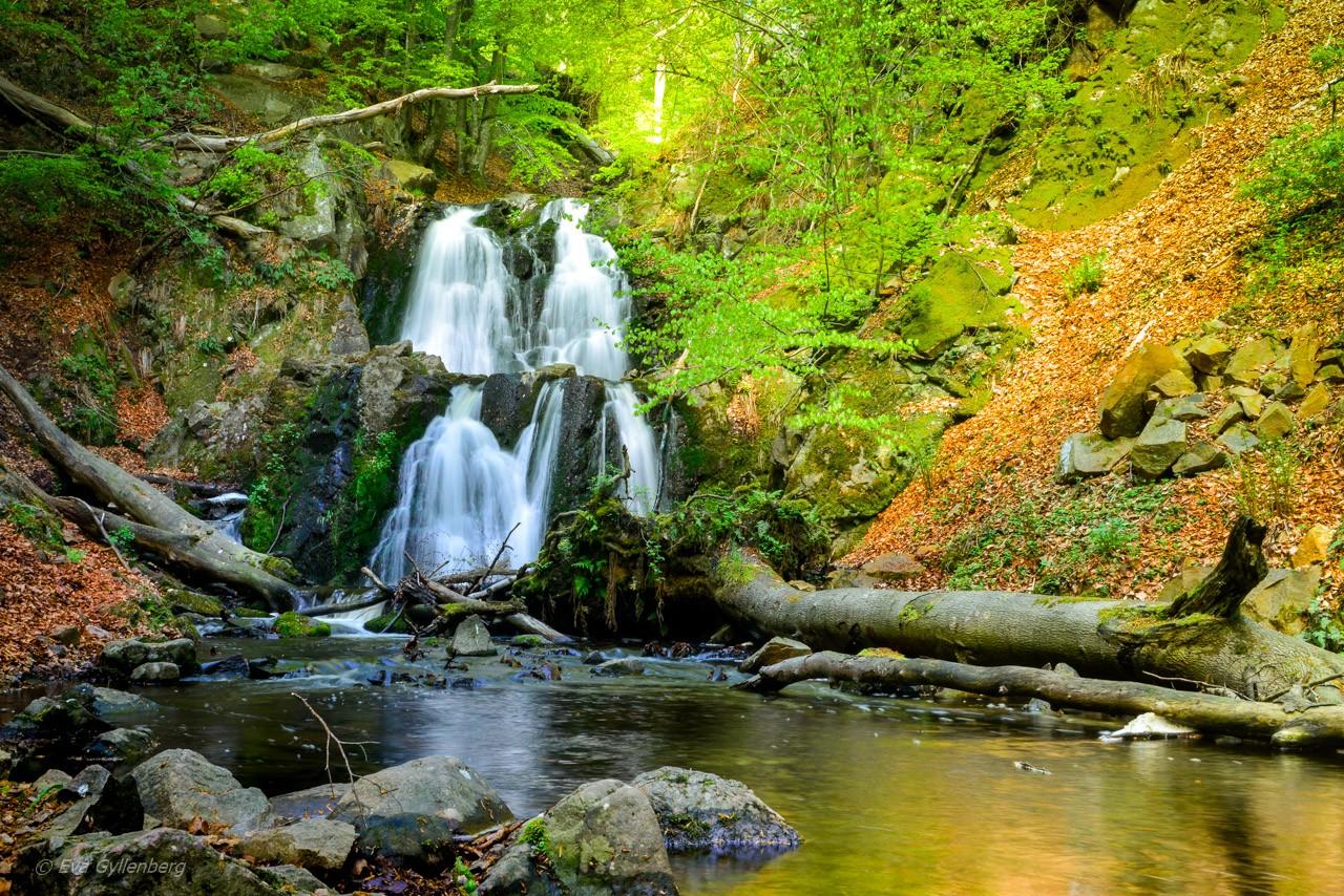 Forsakars undre vattenfall