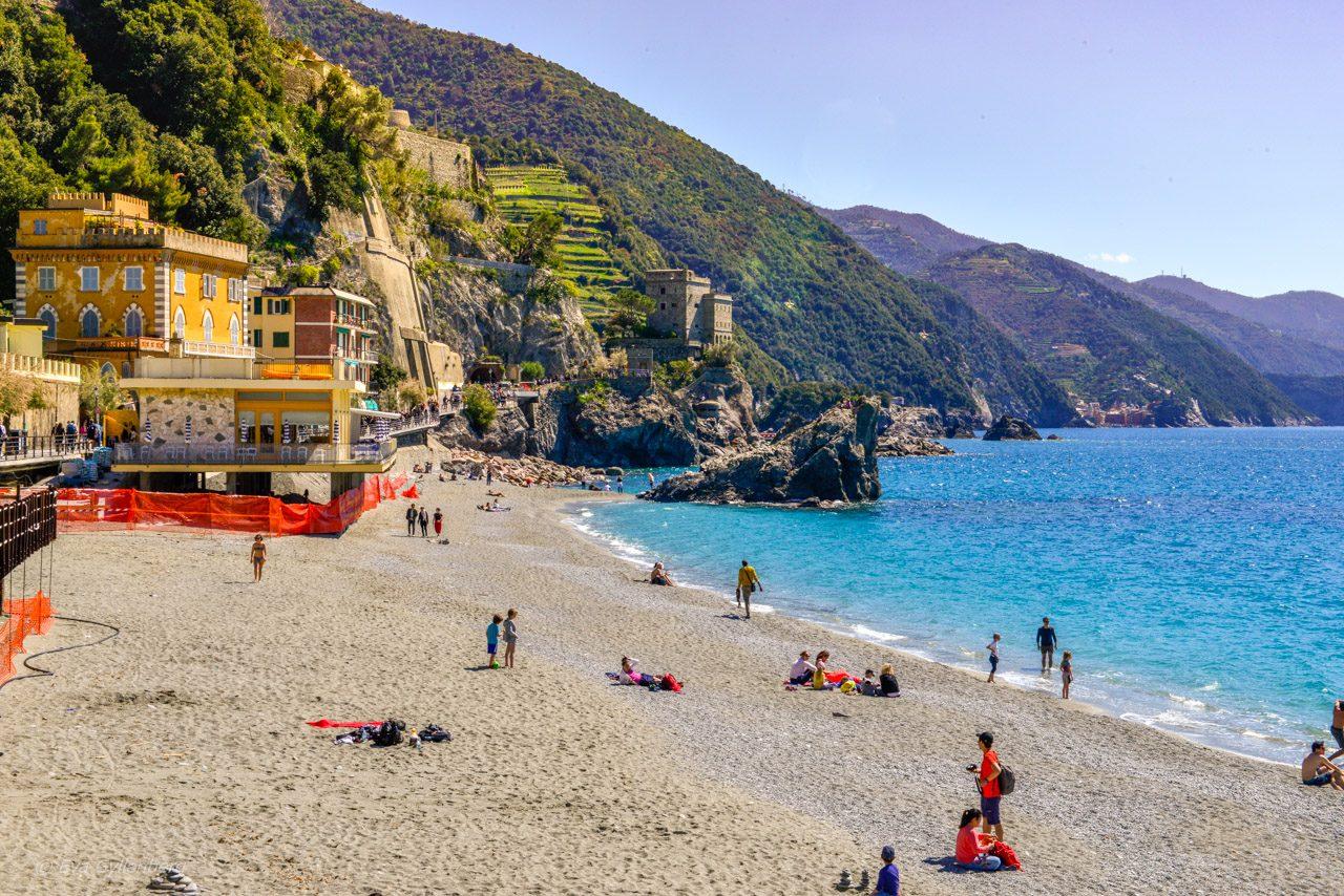 Monterosso al mare - Cinque Terre-Italien