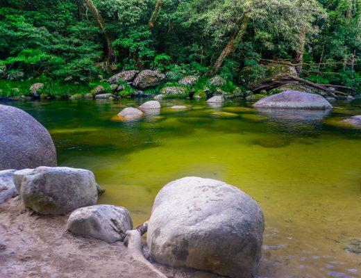 Mossman Gorge - Queensland - Australien