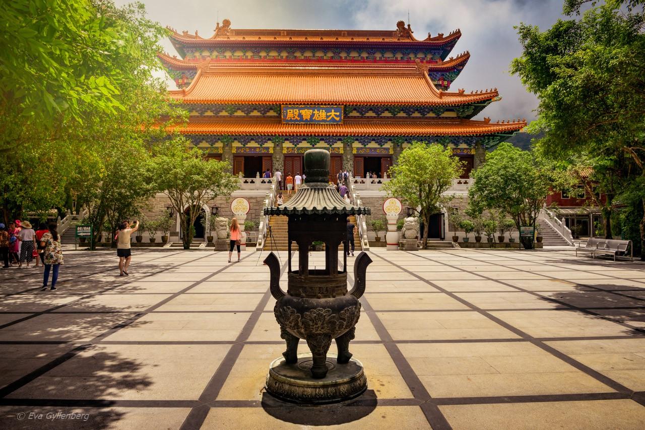 Po Lin Monastary - Hongkong
