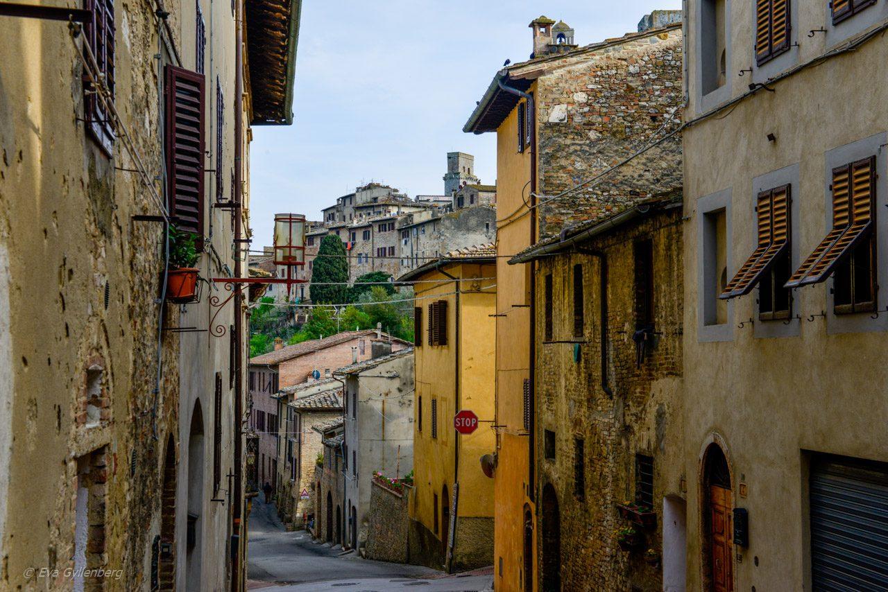 San Gimignano - Toscana - Italien
