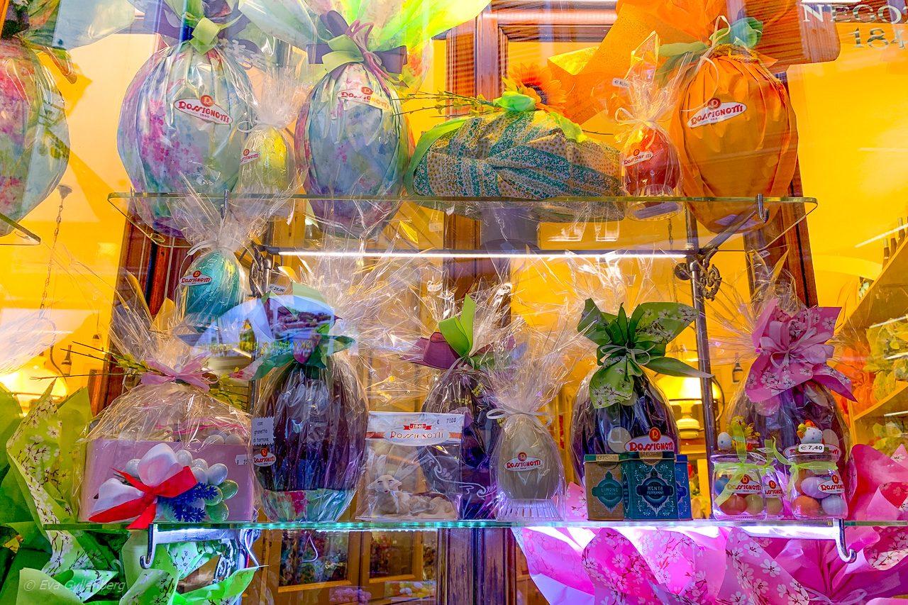 Sestri Levante - påsk i Italien