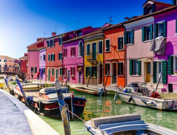 Burano - Venedig - Italien