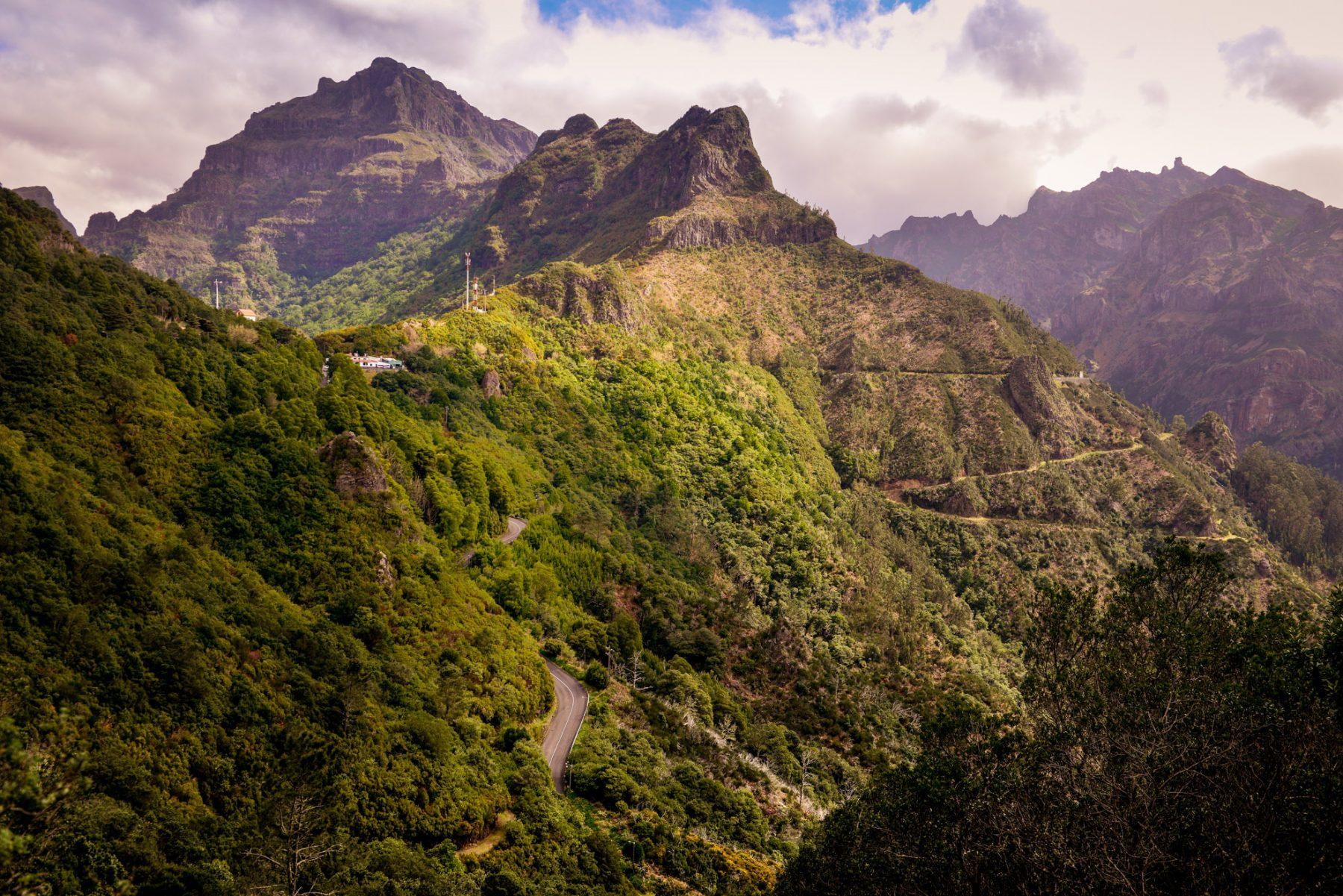 Bergen på Madeira