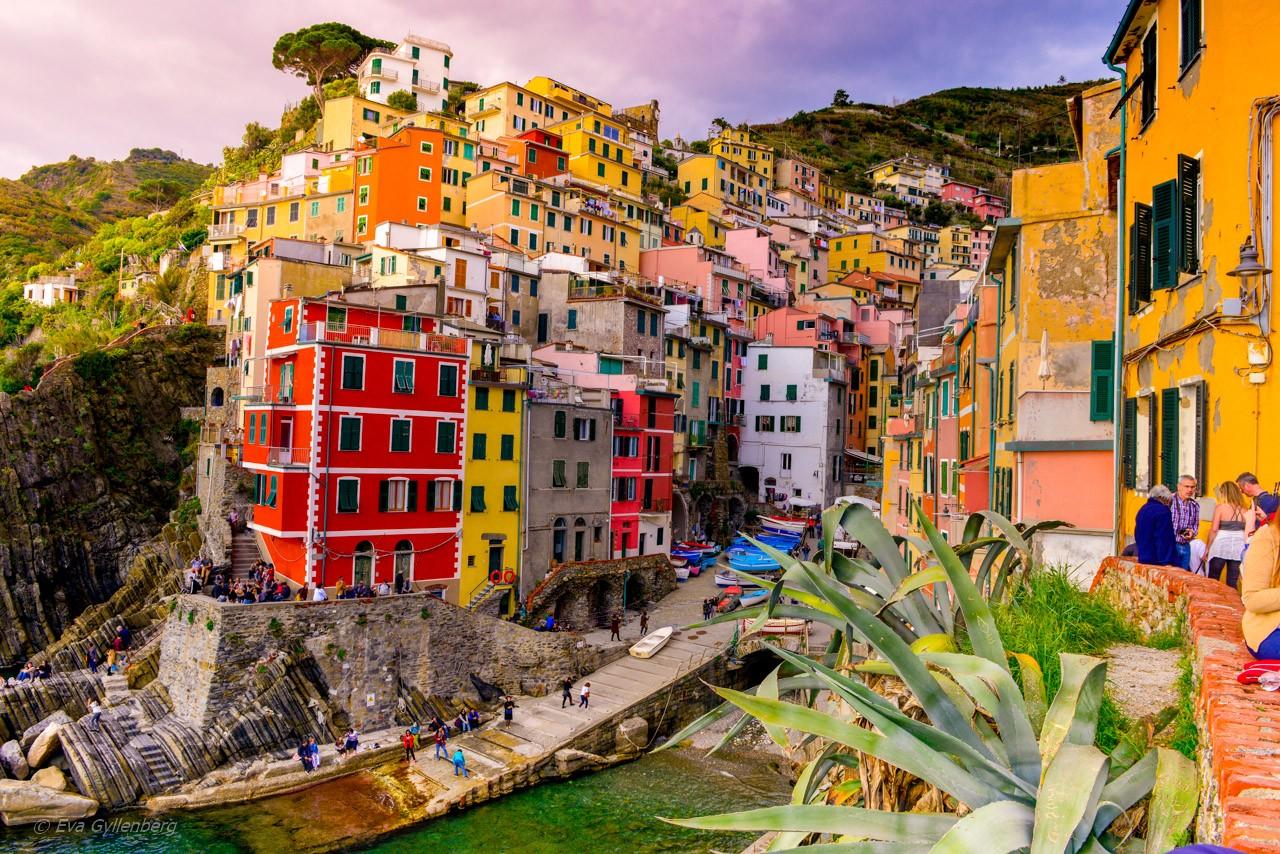 Riomaggiore - Cinque Terre - Italien