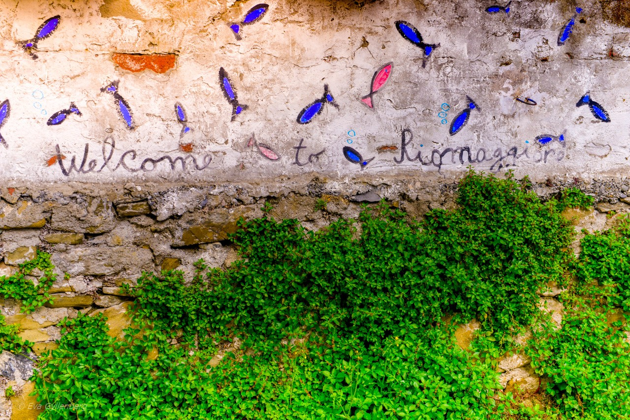 Välkommen till Riomaggiore