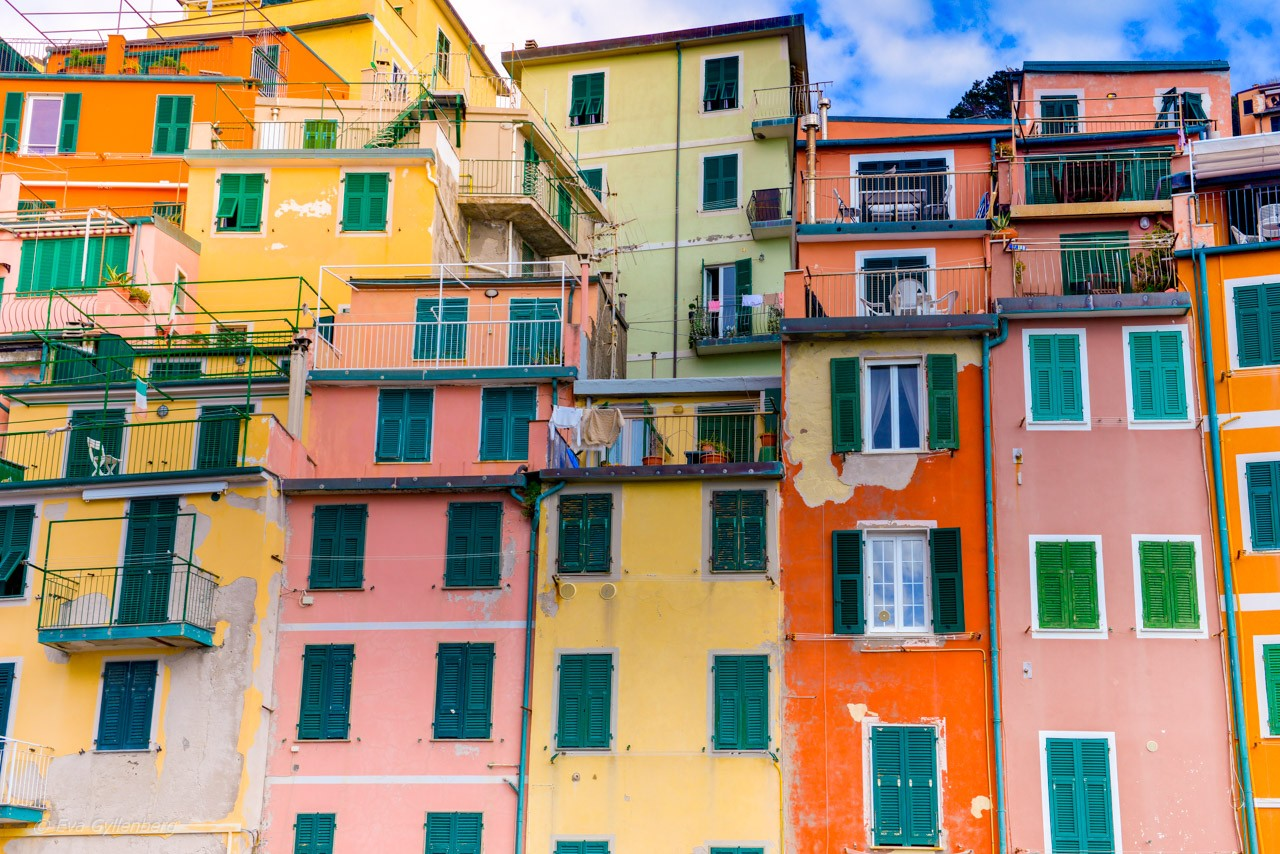 Riomaggiore - Italien