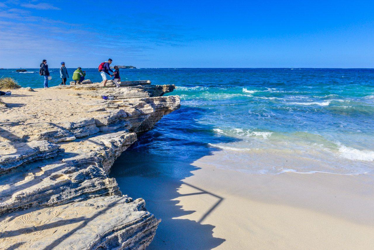 Rottnest Island - Australien - Strand