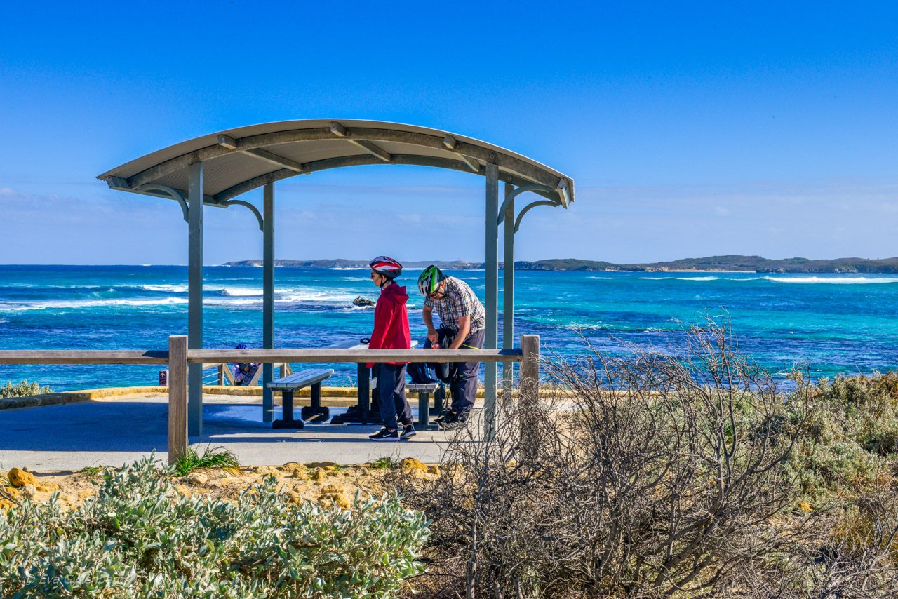 Rottnest Island - Australien - Picknick