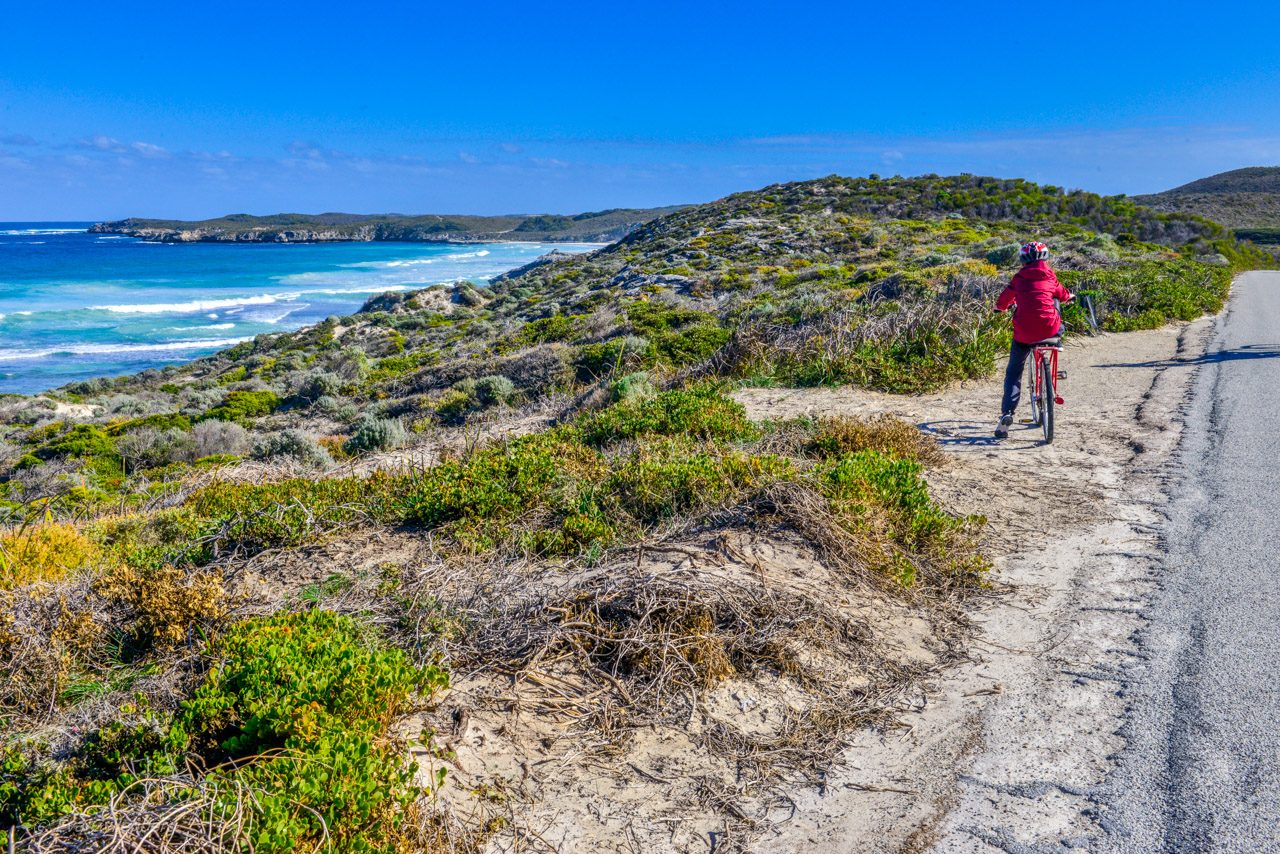 Rottnest Island - Australien - Cykla