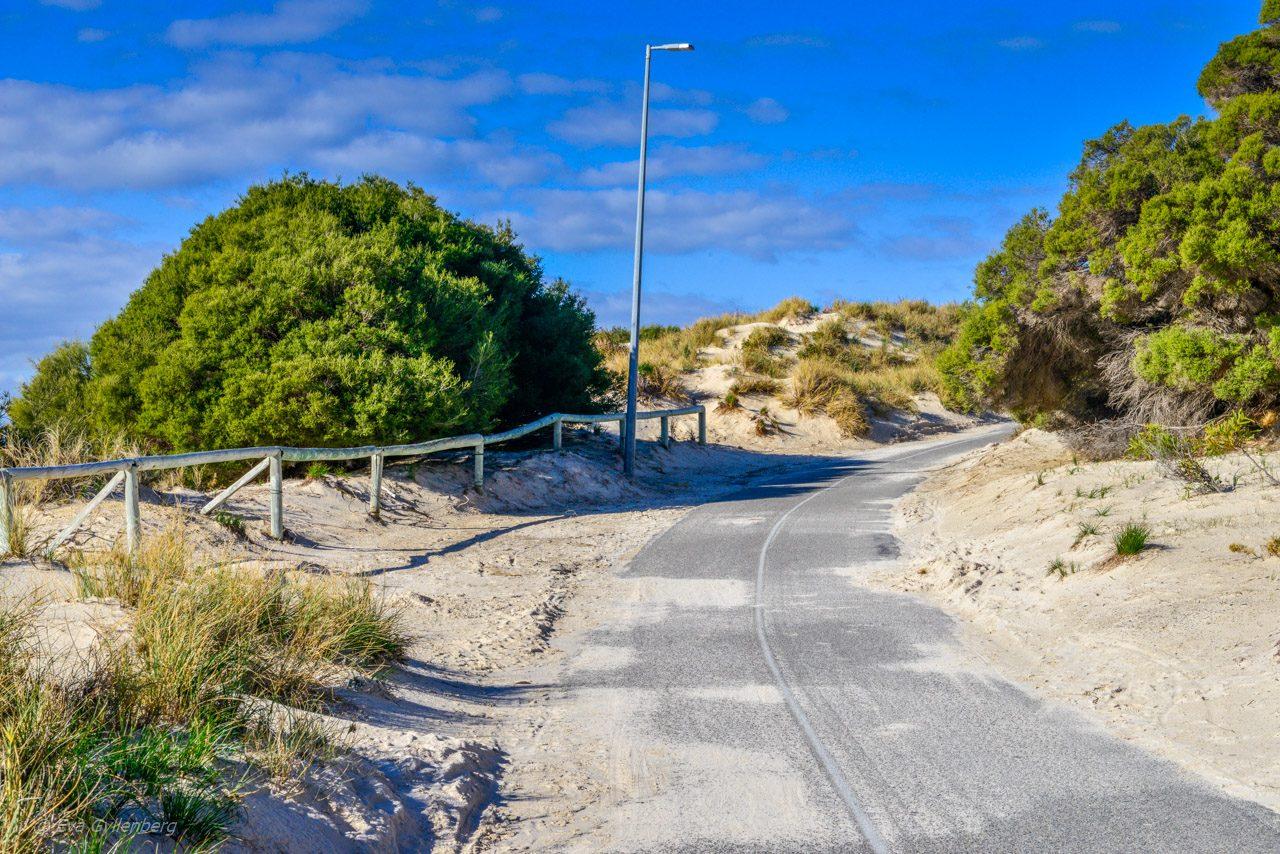 Rottnest Island - Australien - Cykelväg