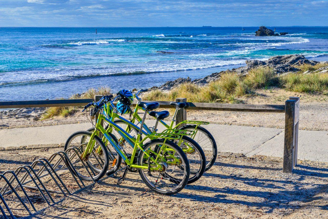 Rottnest Island - Australien - Cyklar