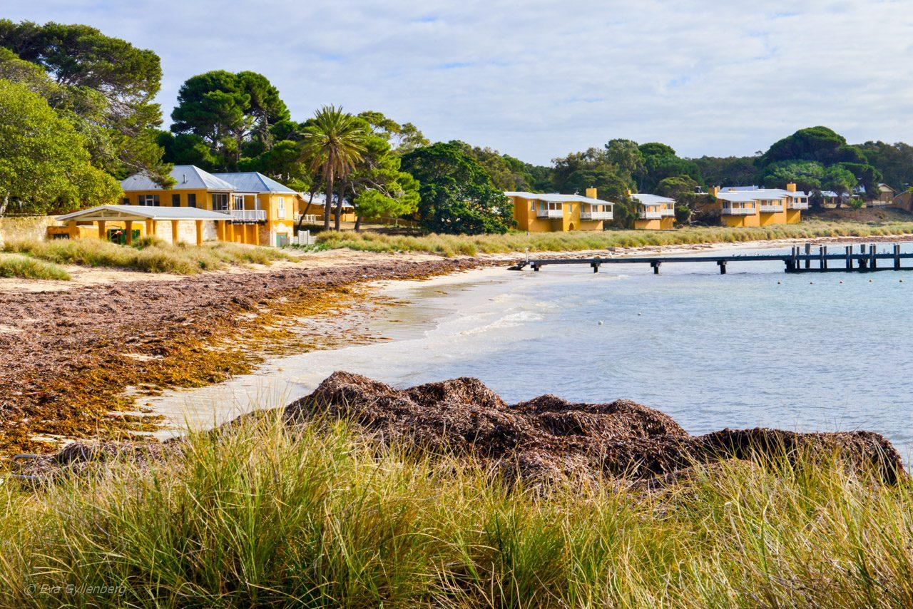 Rottnest Island - Australien - Centrum