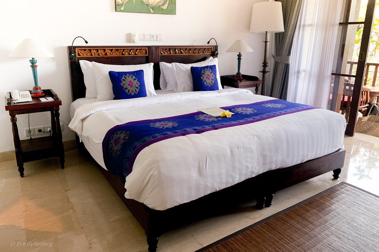 Hotellrum på Dwaraka Royal Villas