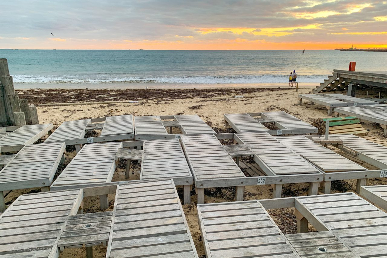 Perth strand - Australien