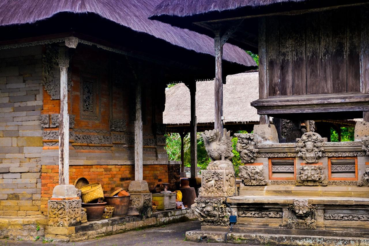 Taman Ayun-templet - Bali
