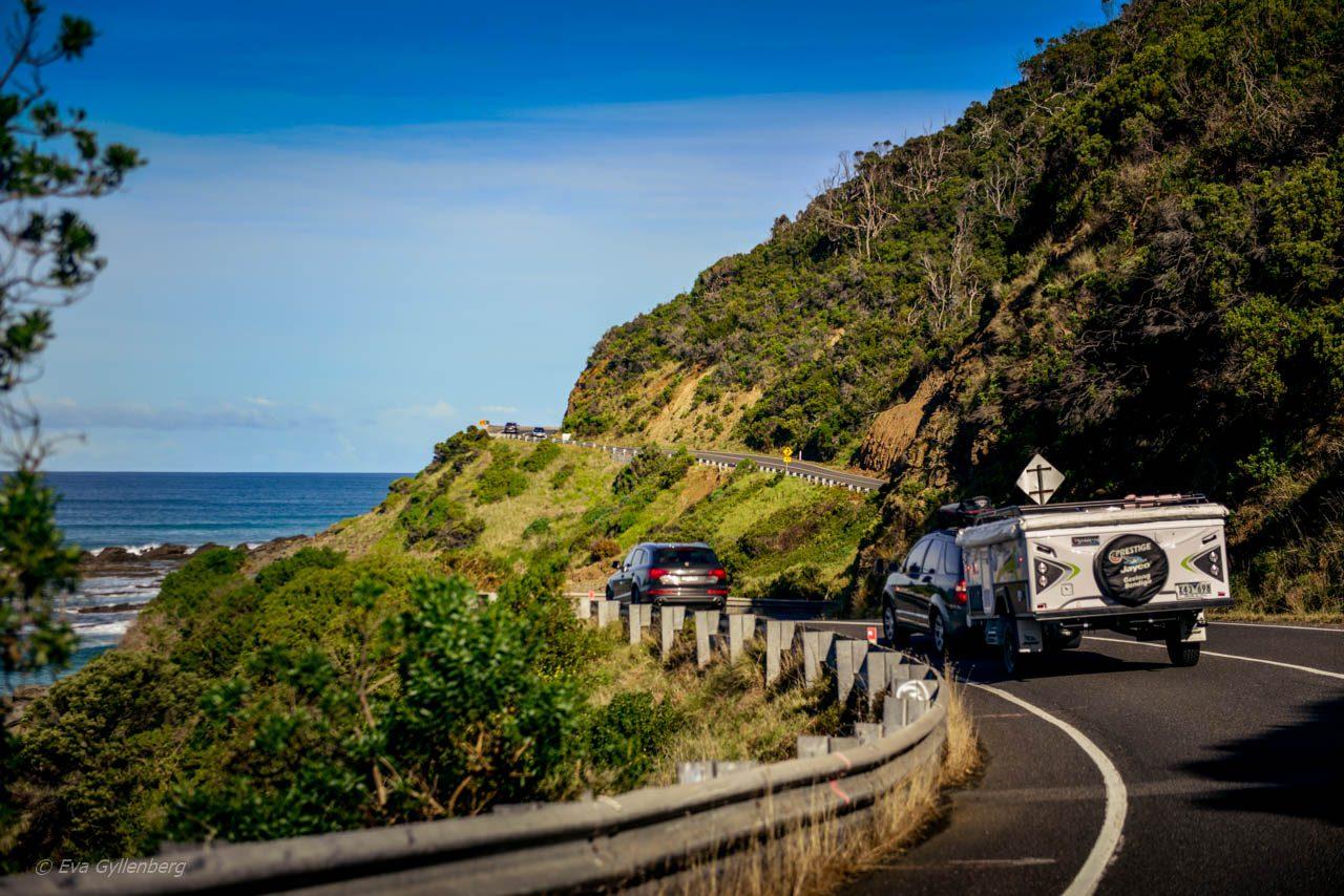 Australien-Bilköring