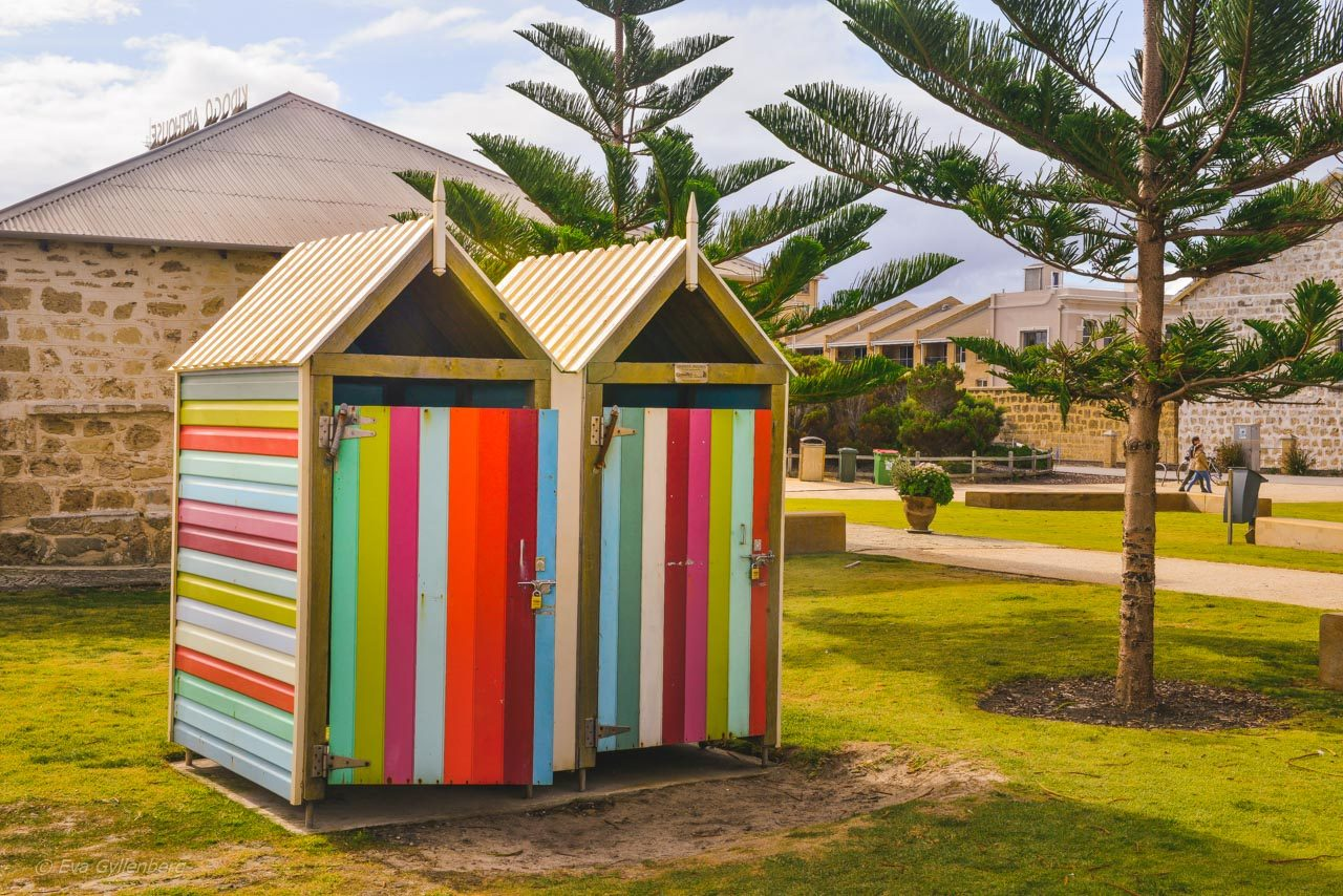 Badhus i Fremantle - Australien