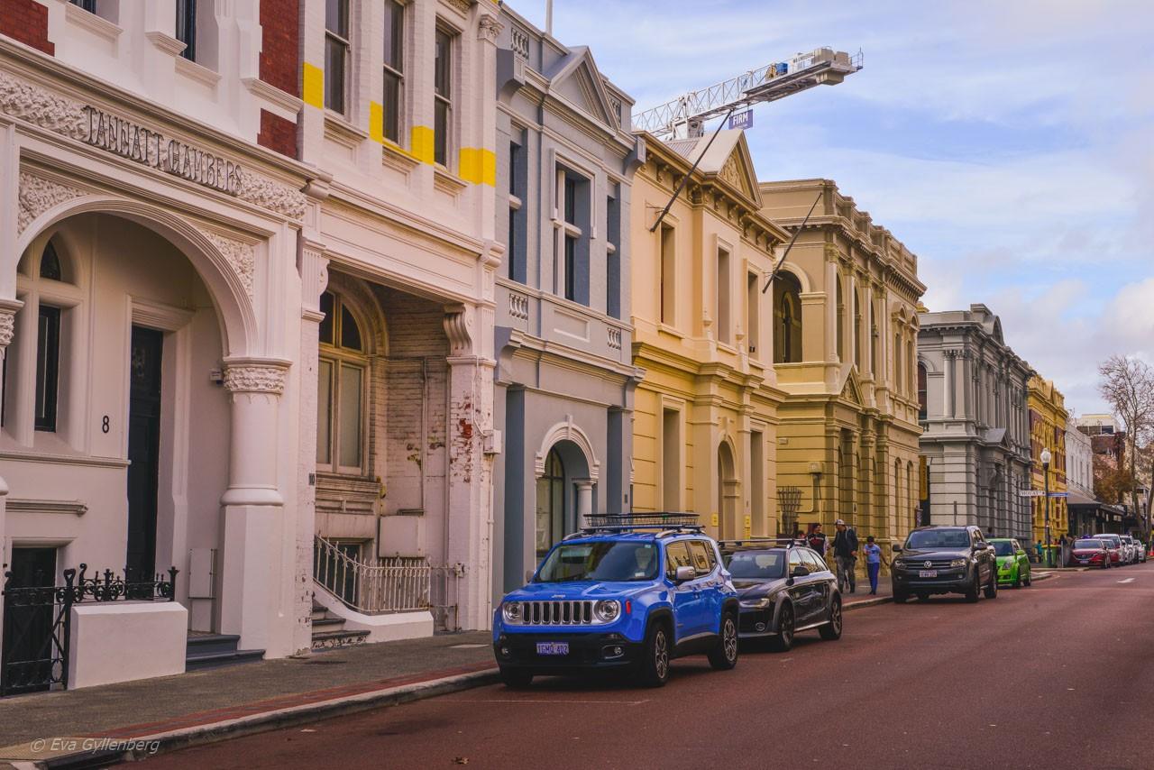 Fremantle gata - Australien