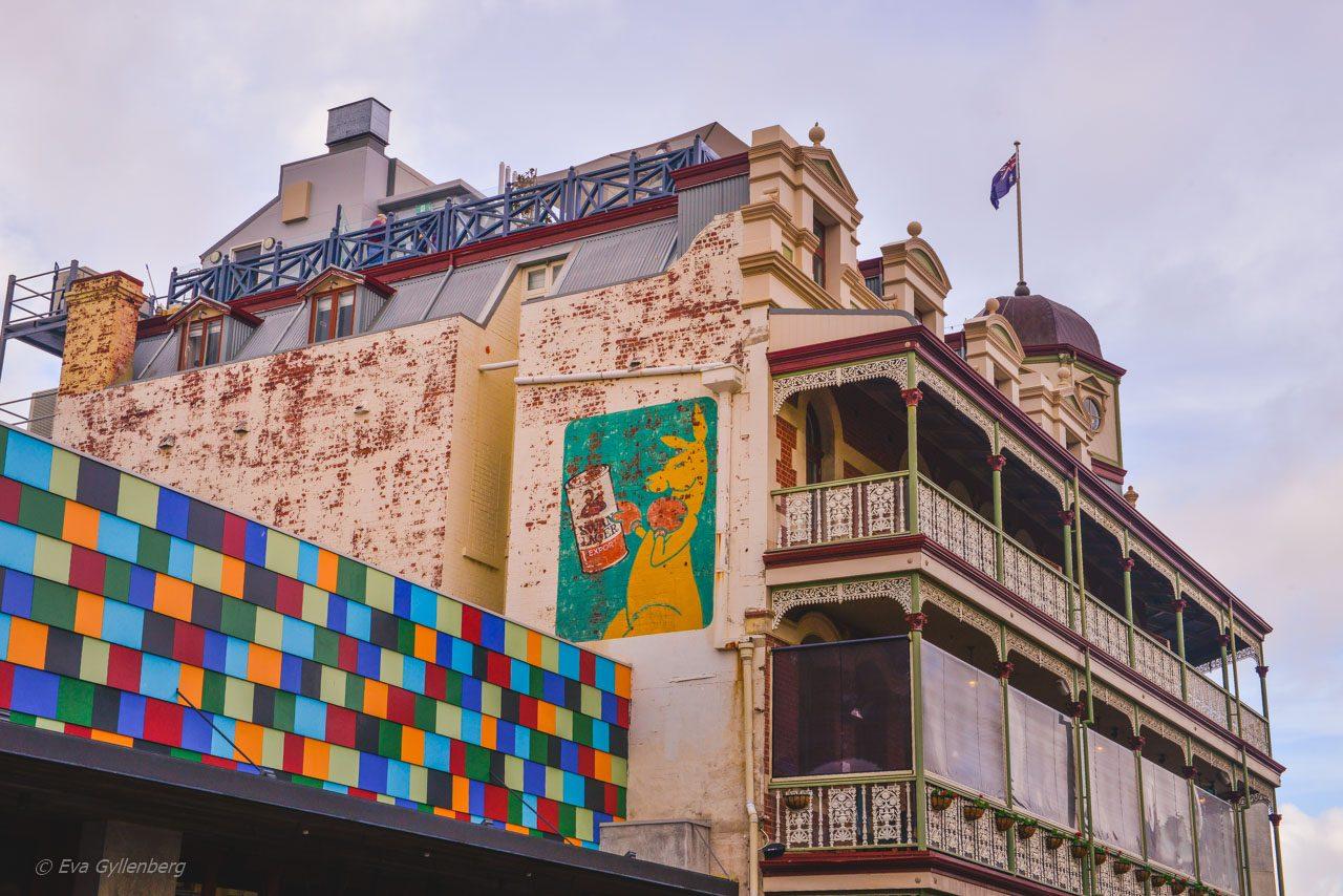 Hotell i Fremantle - Australien