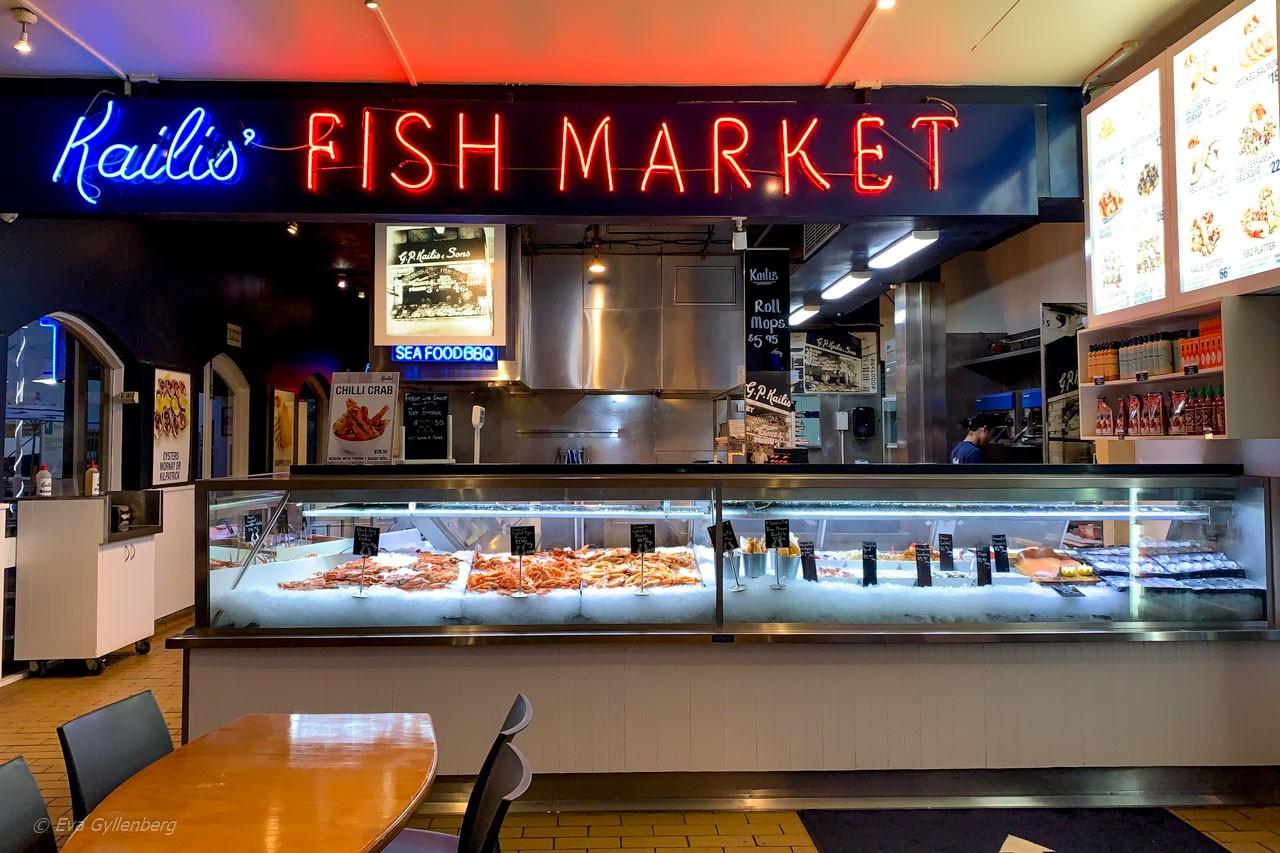 Fremantle fiskmarknad