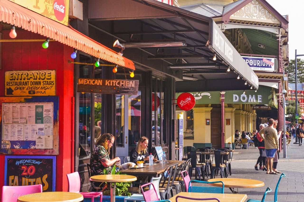 Fremantle-Australien