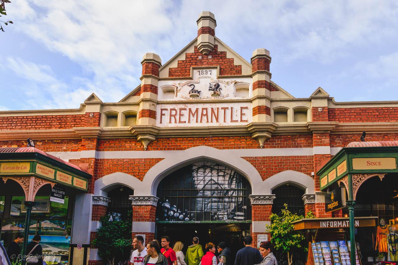 Fremantle Market - Australien