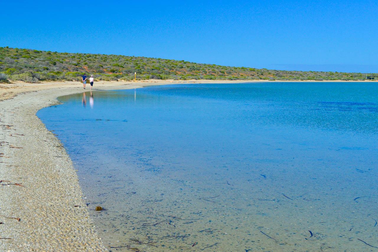 Little Lagoon i Shark Bay