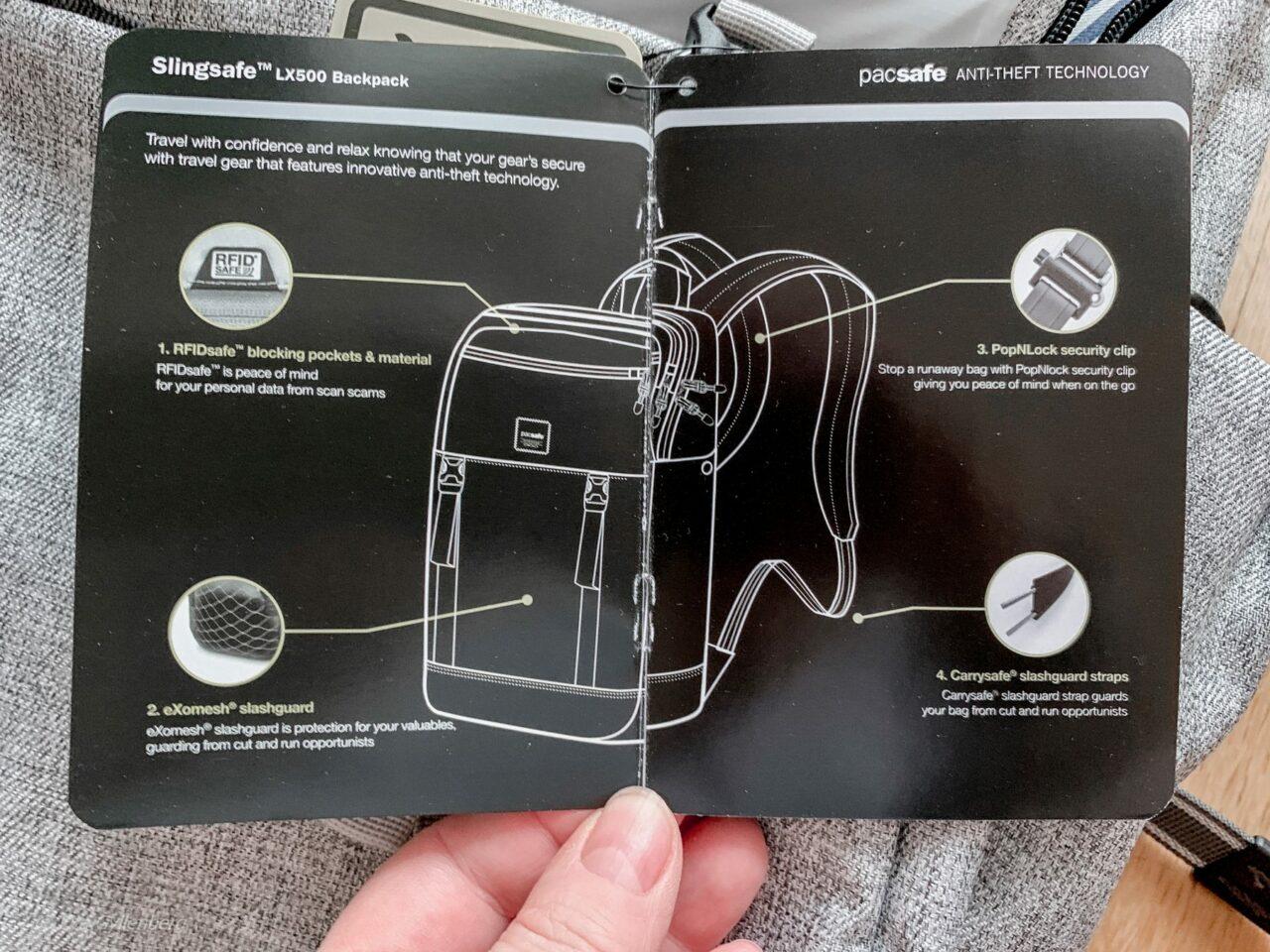 Stadsryggsäck - Rucksack